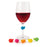 Guppy™: Silicone Wine Charms