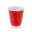 Slug Red Shot Glasses Set of 20 by True