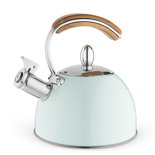 Presley Pistachio Tea Kettle by Pinky Up