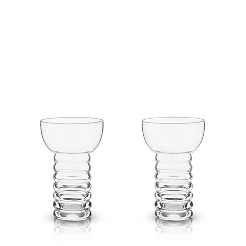 Raye: Pearl Diver Cocktail Glass (VISKI)