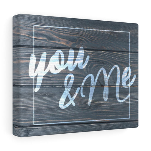 Canvas Wall Art: You & Me