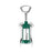 Soar™: Winged Corkscrew in Green by True