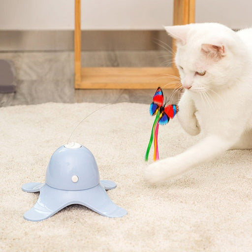 Interactive Cat Teasing Toy