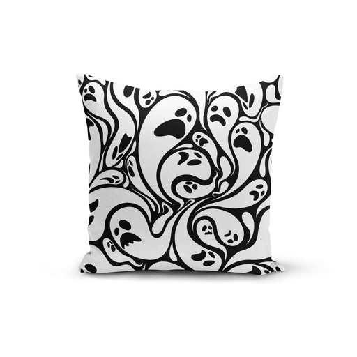 Ghost Pillow Cover