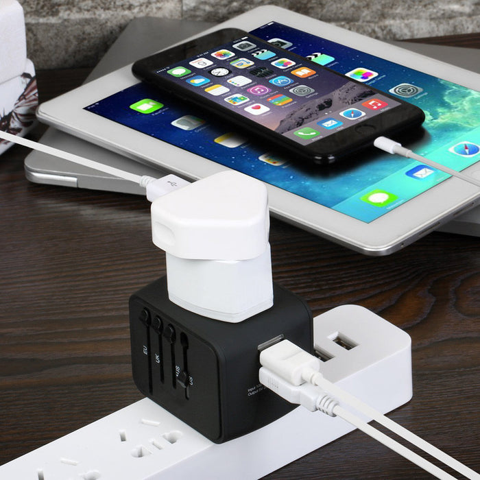 Perfect Universal Travel Adapter Wall Charger