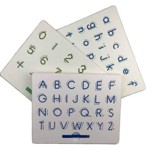 Magnetic Alphabet Letter Tracing Board