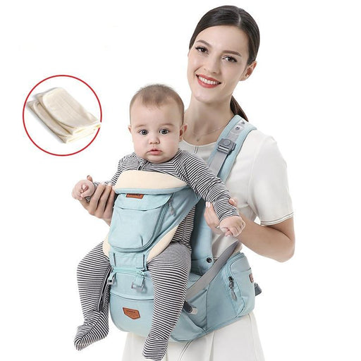 Baby Carrier With Hipseat