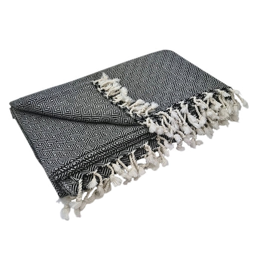 Diamond Turkish Throw Blanket