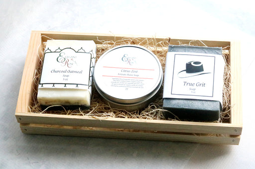 Mens Gift Set - Natural Soap