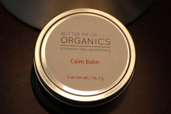 Calm Balm- Aromatherapy for Babies and Children