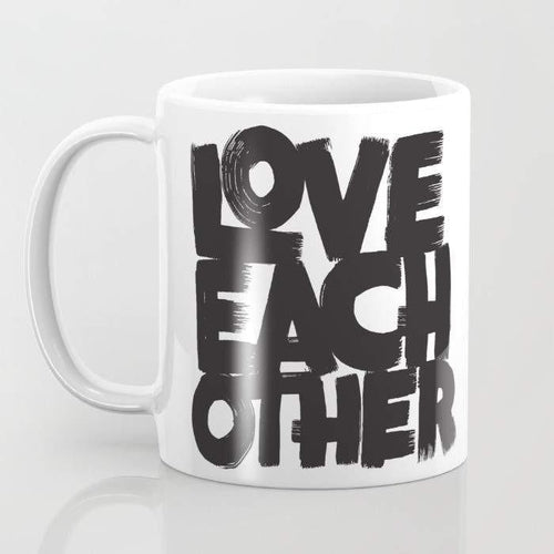 Love Each Other Mug