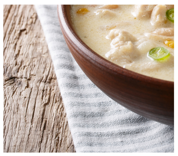 PALEO WHITE CHICKEN CHILI MIX