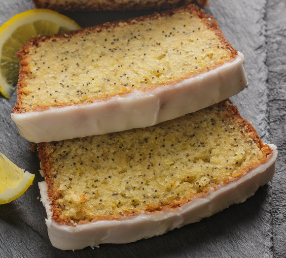 KETO LEMON POPPYSEED BREAD BAKING MIX