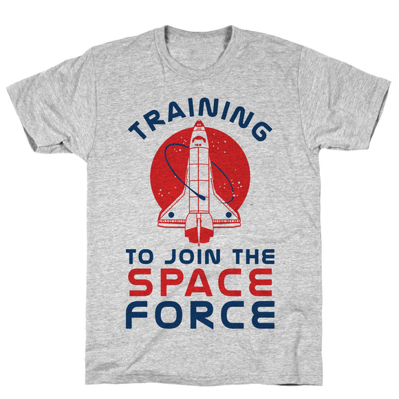 training,join,space,force,NASA,tee,shirt,t-shirt,tshirt,unisex,cotton