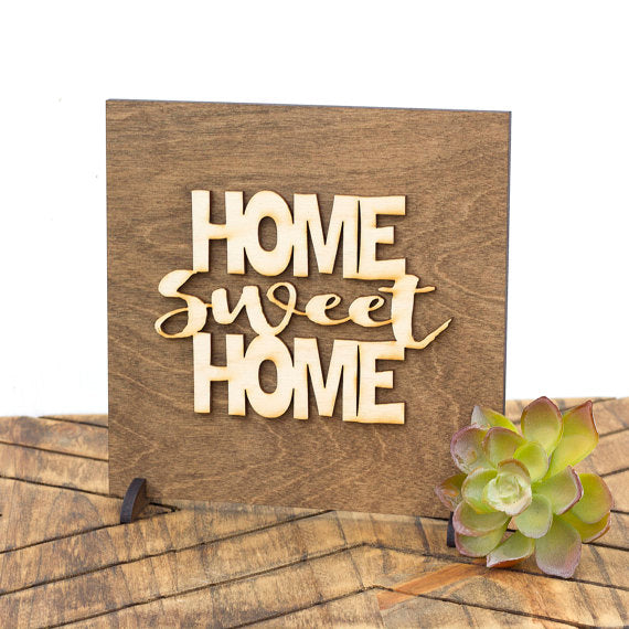 home sweet home,sign,wood,home decor,handmade,woodwork
