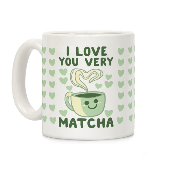 love,you,very,matcha,coffee,mug,cup,ceramic