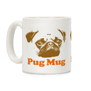pug,mug,coffee,cup,ceramic,dog
