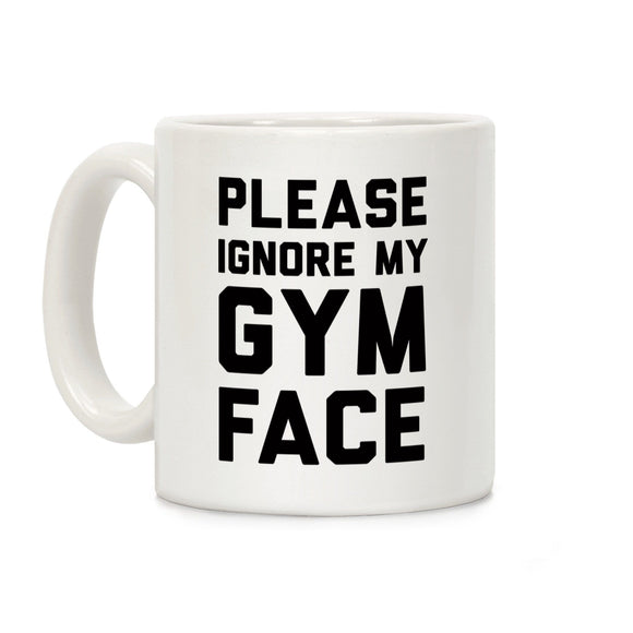 coffee,mug,gift,gym,face,workout,lookhuman