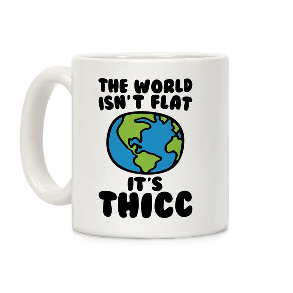 coffee,mug,gift,world,flat,thicc,lookhuman