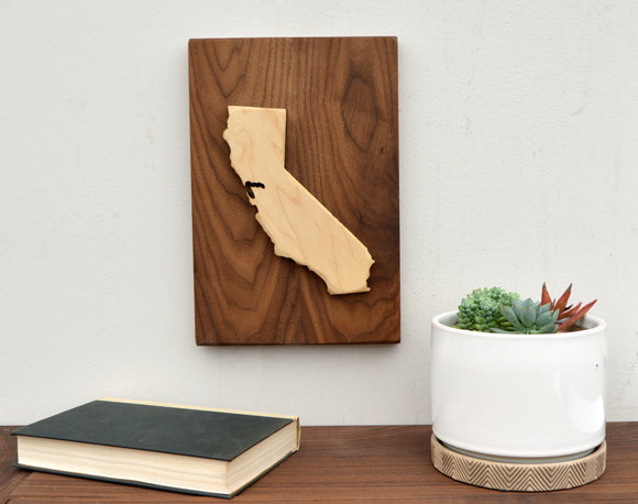customized,personalized,state,wood,wall,art,autumn,summer