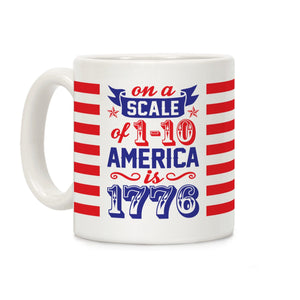 mug,coffee,patriotic,republican,1776,conservative,military,LEO,firefighter,second amendment,constitution,armed forces,flag,