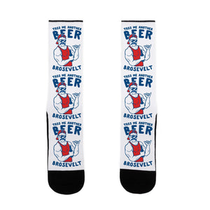 socks,american,flag,USA,patriotic,patriot,military,LEO,firefighter,Roosevelt,beer