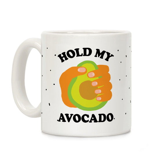 coffee,mug,hold,avocado,gift,lookhuman