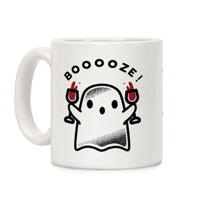 coffee,mug,booze,boo,ghost,Halloween,lookhuman