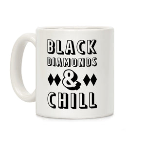 coffee,mug,cup,black,diamonds,skiing,chill