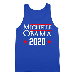 michelle,obama,2020,election,tank,top,shirt,unisex,donkey,tees