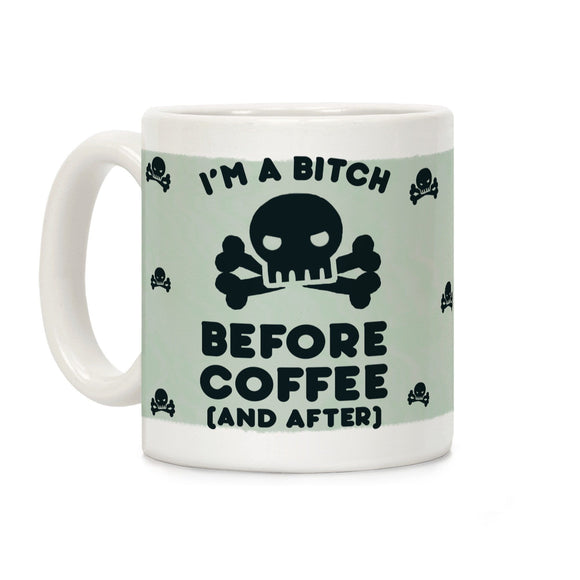 bitch,before,coffee,mug,after,cup,ceramic