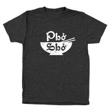 pho,sho,for,sure,tee,shirt,tshirt,t-shirt,unisex,premium,tri,blend,donkey,tees