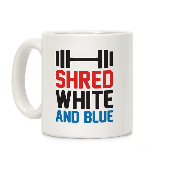 mug,coffee,republican,patriotic,weight lifting,conservative,military,LEO,firefighter,second amendment,constitution,armed forces,flag