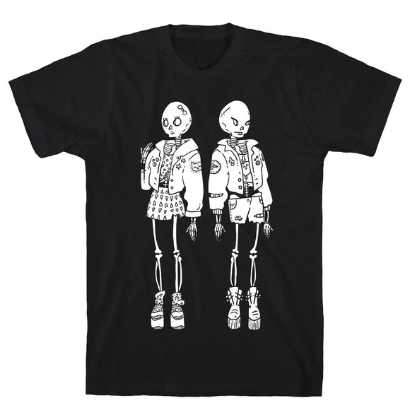 tee,shirt,t-shirt,Halloween,skeleton,girls