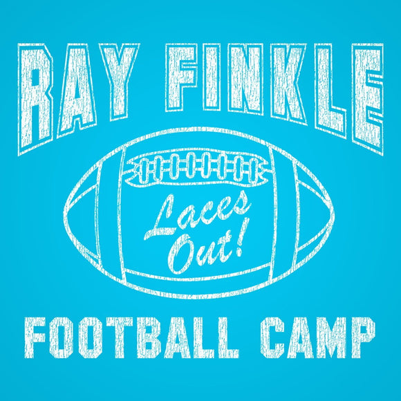 ray,finkle,football,camp,raglan,shirt,laces,out,dolphins