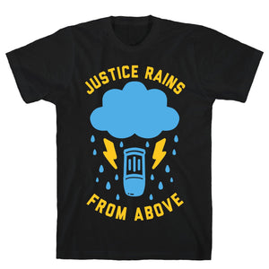 tee,shirt,justice,rains,from,above,t-shirt,bomb