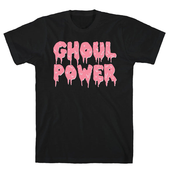 Halloween,shirt,tee,ghoul,power,cotton