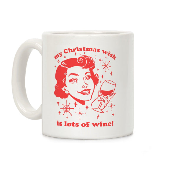 coffee mug,gift,Christmas,wine,holidays