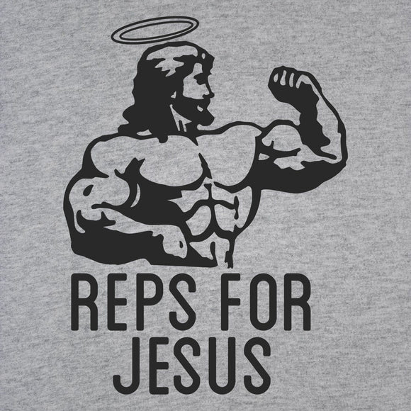 reps,for,Jesus,raglan,shirt,unisex