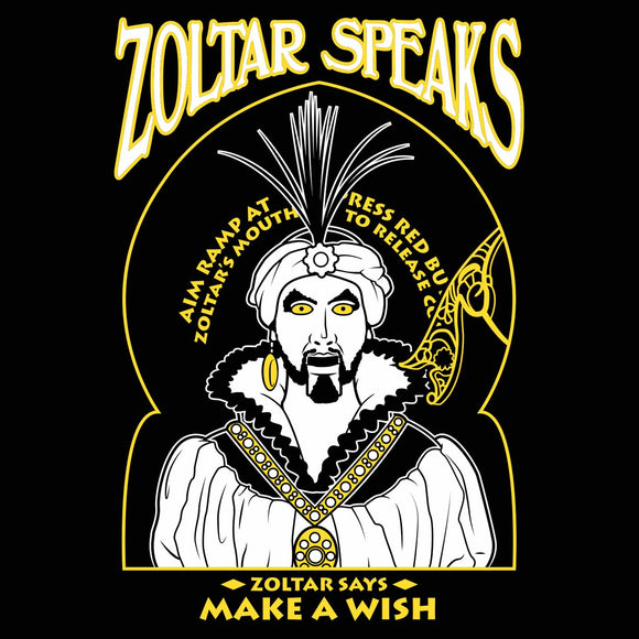 zoltar,speaks,big,machine,tee,shirt,t-shirt,tshirt,unisex,tri,blend,premium,donkey,tees