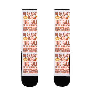 socks,i'm,so,ready,for,fall,Halloween