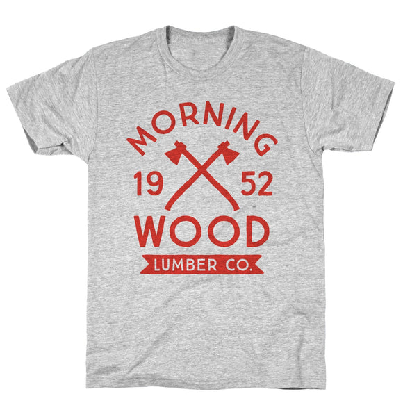 morning,wood,lumber,co,tee,shirt,t-shirt,unisex