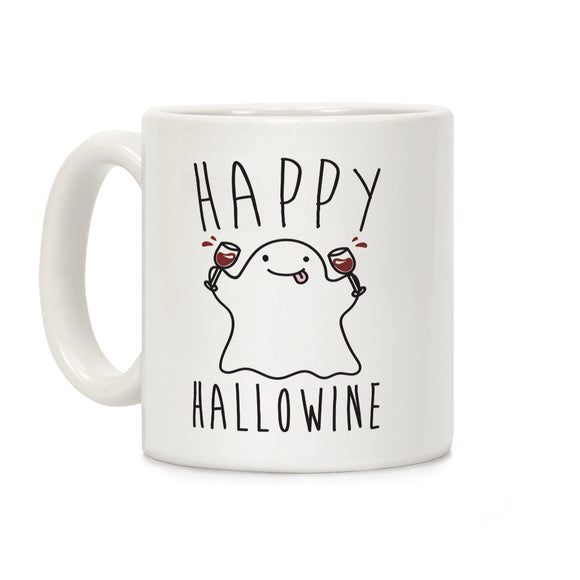 coffee,mug,gift,happy,Hallowine,wine,Halloween,lookhuman