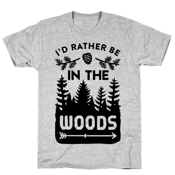rather,woods,tee,shirt,t-shirt,unisex,cotton