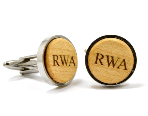 customized,wood,cufflinks,cuff,links,handmade,personalized,autumn,summer