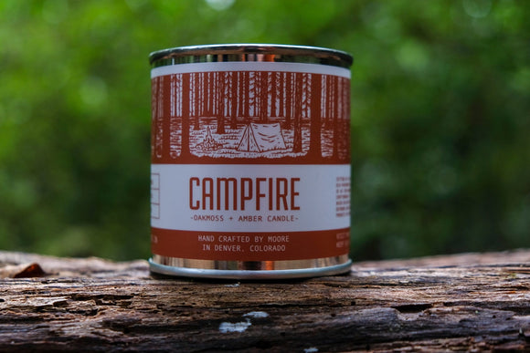 handmade,soy,candle,campfire,natural,scented