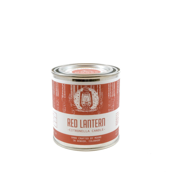 soy,candle,red,lantern,citronella,natural,scented