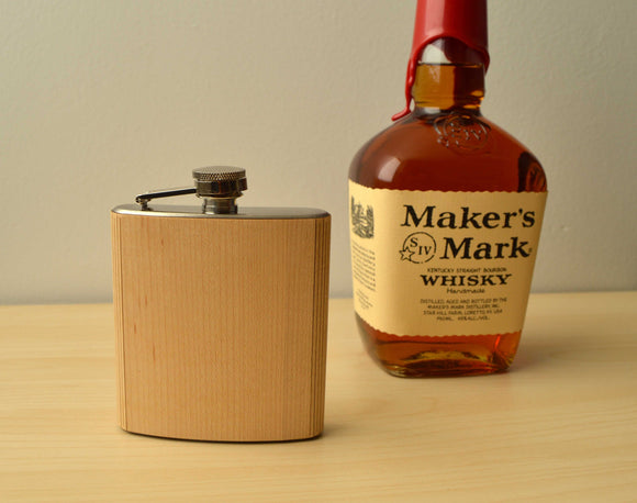 flask,hip,engraved,USA,gift,handmade,Made in USA,autumn summer
