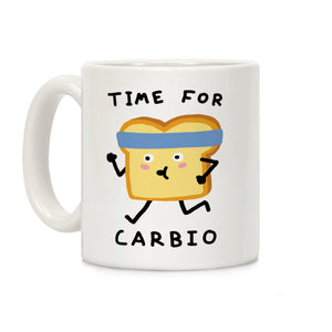 time,carbio,ceramic,coffee,mug,cup,workout