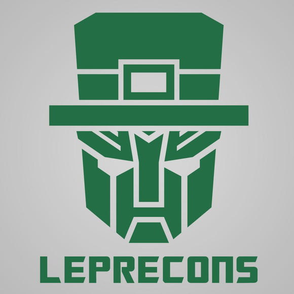 leprecons,leprechaun,transformers,tank,top,shirt,unisex,st,patrick's,day,donkey,tees
